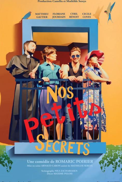 affiche Nos petits secrets